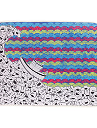 "Ocean Pattern Soft Pouches for 13"" Mac Book Air Pro"