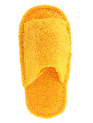 Perros Juguetes Juguete Mordedor Zapatos Textil Amarillo