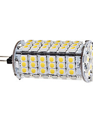 DAIWL G4 5W 102x3528 SMD 400-420LM 3000-3500K Warm White Light LED Corn Bulb (12V)