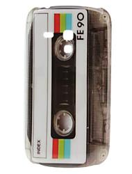Cas de conception d'enregistreur à cassettes dur pour Samsung Galaxy I8190 S3 Mini