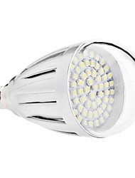 E14 4 W 60 SMD 3528 320 LM Natural White A Globe Bulbs AC 110-130/AC 220-240 V