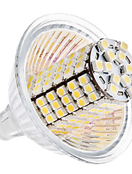 5W GU5.3(MR16) LED Corn Lights MR16 120 SMD 3528 420 lm Warm White / Cool White DC 12 V