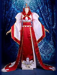 Cosplay Costume Inspired by Tsubasa: Reservoir Chronicle Sakura Deluxe Kimono
