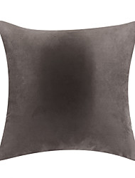 Modern Style Solid Decorative Pillow Cover