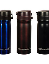 Stainless Steel Vacuum Warm-keeping Sports Bottle(350ml) 52469