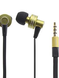 es900i Kopfhörer mit Mikrofon für das iPhone 6/6 Plus
