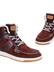 Herren Kunstleder / PU Ankle Winter Boots