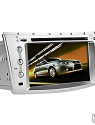 6.2-inch 2 Din TFT Screen In-Dash Car DVD Player For Lotus L3 With Bluetooth,Navigation-Ready GPS,iPod-Input,RDS