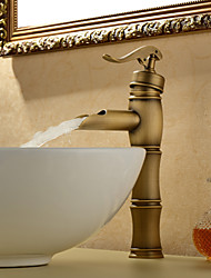 Bathroom Sink Faucets Traditional Brass Antique Brass