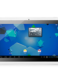 7 pulgadas Android 4.0 Tableta (Dual Core 800*480 512MB + 4GB)