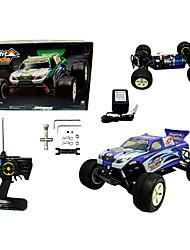 1:10 rc coche eléctrico de gran alcance de alta velocidad 4WD RC Racing Coches Radio Control de Juguetes