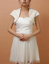 Fashion Faux Fur Evening / Wedding Wraps / Jacke