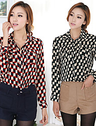 CHAOLIU Check Pattern Shirt