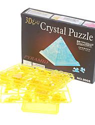 pyramide 3d cristal de puzzle (38pcs)