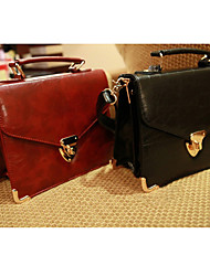 Women's Trendy Lovely Solid Color Crossbdy Bag