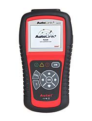 Autel® / eobd scanner obdii al519 autolink codice di auto con 10 modalità di diagnosi