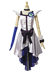 Cosplay Costume Inspired by HeartCatch PreCure! Yuri Tsukikage/Cure Moonlight