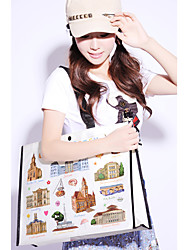 Retro Style Multifuctional Handbag