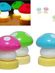 champignon appuyez lampe de lumière de nuit tactile