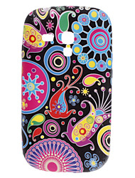 Special Design Pattern TPU Soft Case für Samsung Galaxy S3 Mini I8910
