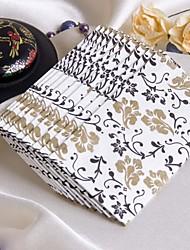 Floral Design Guest Towels (Set of 12 Packs)