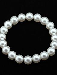 dames brin d'imitations de perles de mariage