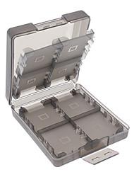 8-in-1-Storage-Game Card Cases für 3DS XL / LL (verschiedene Farben)