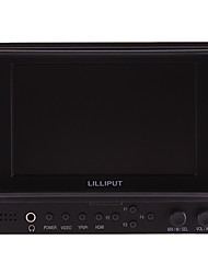 "LILLIPUT 569GL-50NP/H/Y LCD da 5 ""Video Camera con monitor HDMI e ingresso YPbPr"