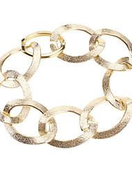 Gouden Ringen Alloy Armband