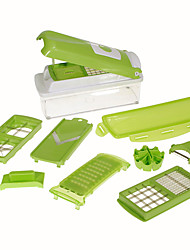 Fruit and Vegetable Chopper Nicer Dicer Plus