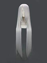 Cosplay Perücken Fate/zero Irisvie von Einzbern Silber Lang Anime Cosplay Perücken 100 CM Hitzebeständige Faser Frau