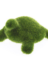 Grass Land Handmade Animal Turtle with Artificial Turf