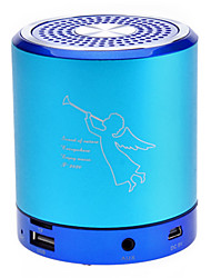 Columna Portable Mini Speaker Fit Para MP3/MP4/PO/Cellphone (4 colores) T2020