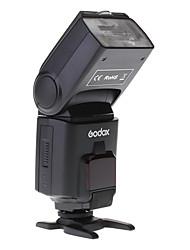 GODOX TT660 Zoom Manual Speedlite con 1-LED para Canon Nikon Pentax Olympus