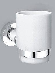 Toothbrush Holder,Contemporary Chrome Wall Mounted