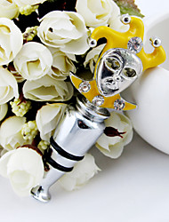 Stainless Steel Bottle Favor Bottle Stoppers Fairytale Theme Non-personalised