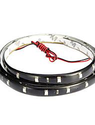 LED Light Strips 90cm, vermelho / branco / azul