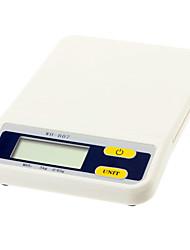 3kg/0.5g Elektronische Keukenweegschaal (2xAAA)