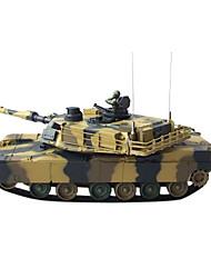 Nueva 1:24 RC Tanque de Radio Control Remoto Tanques leapard A5 Juguetes batalla militar