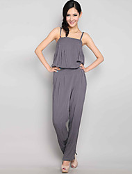 ZIGZAG Trendy Loose Fit Strap Jumpsuits