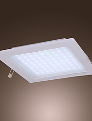 6W Modern LED Flush Mount Lights Square Shape