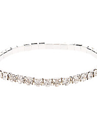 Sparkling Single-row Diamond Bracelet Christmas Gifts