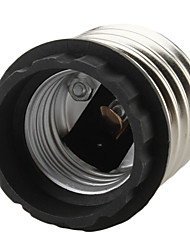 E40 to E27 Bulb Adapter Socket