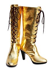 Megurine Luka Cosplay Boots
