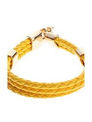 Women's Fashion Bracelet Leather