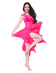 Belly Dance Outfits / Dresses Women's Tulle Sleeveless