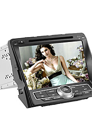 8-inch 2 Din TFT Screen In-Dash Car DVD Player For Hyundai Sonata 8 With Bluetooth,Navigation-Ready GPS,iPod-Input,RDS,ISDB-T