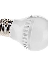 E26/E27 Lampadine globo LED A50 21 SMD 5050 210 lm Bianco AC 110-130 V