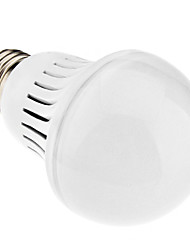 5W E26/E27 Ampoules Globe LED A60(A19) 46 SMD 3014 450 lm Blanc Naturel AC 100-240 V