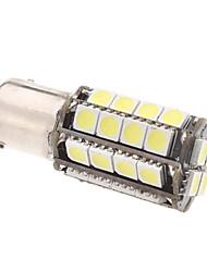 1156 7W 40x5050SMD Natural White Light Bulb para Brake Car / Ligar lâmpada de sinal (12V) LED